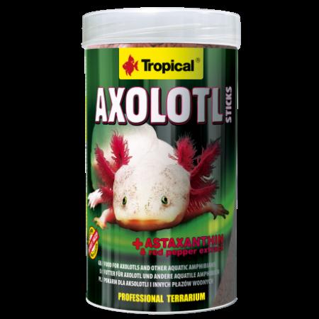 Axolotl pašaras aksolotliams 100 ml