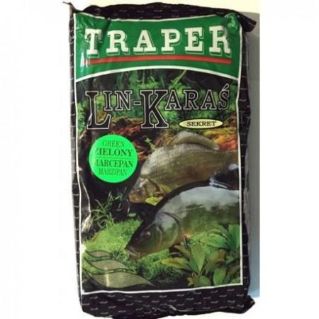 Traper jaukas SEKRET Lynas-Karosas (žalias marcipanas), 1 kg