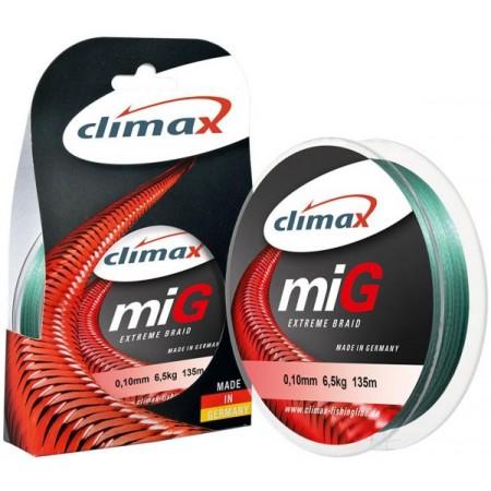 Pintas valas CLIMAX miG Extreme Braid, 135m.