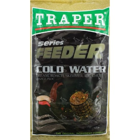 Jaukas Traper Feeder Cold Water, 1kg