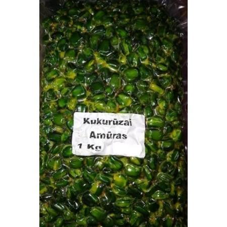 Šutinti kukurūzai Amūras, 1kg