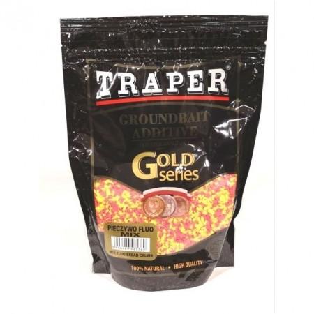 Traper džiuvėsiai spalvoti 400 g.