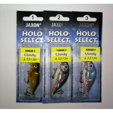 "Vobleris Jaxon ""Karas F"" 5,5cm, 6g"