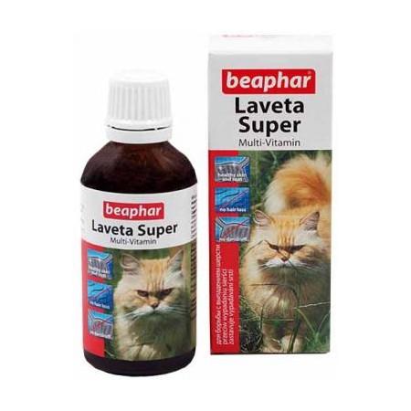 Beaphar Laveta Super Cat, 50 m