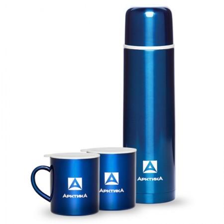 Arktika Termosas 102 + 2 puodeliai
