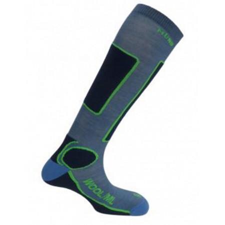 Kojinės Mund Skiing Wool (antibakterinės), 314