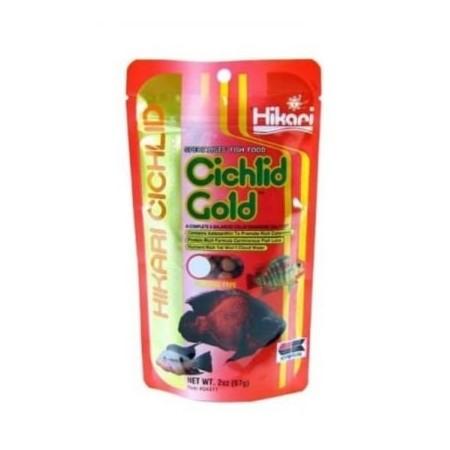 Hikari Cichlid Gold Large pašaras žuvims 250 g