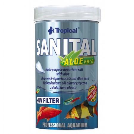 Tropical Sanital + Aloevera druska su alaviju