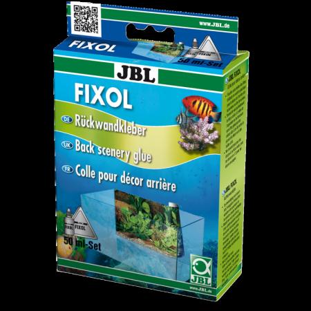 JBL Fixol klijai akvariumo dekoratyvinio fono priklijavimui 50 ml
