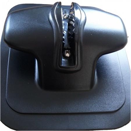 Inkaro virvės fiksatorius (XL) juodas