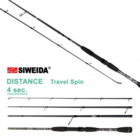 Spiningas Siweida DISTANCE Travel spin / 10-42gr.