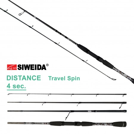 Spiningas Siweida DISTANCE Travel spin / 4-21g