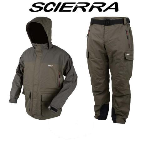 Scierra Kenai Pro demisezoninis kostiumas: kelnės ir striukė