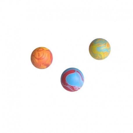 Žaislas kamuoliukas su vanilės kvapu 8 cm.