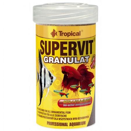 Tropical Supervit Granulat pašaras žuvims