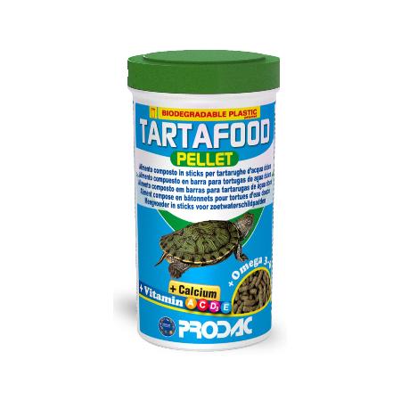 PRODAC TARTAFOOD PELLET Maistas Vėžliams 1200ml-350g