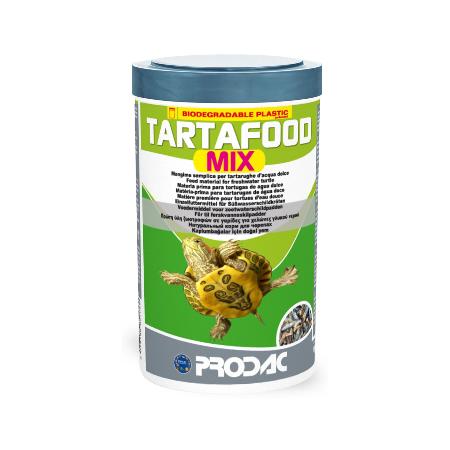 PRODAC TARTAFOOD MIX Maistas Vėžliams 1200ml 200g