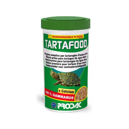 PRODAC TARTAFOOD Maistas Vėžliams Džiovintos krevetės 1200ml 120g