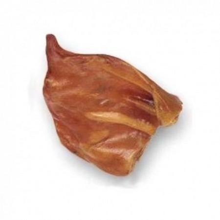Natūralus kramtalas šunims ruda kiaulės ausis 1vnt.