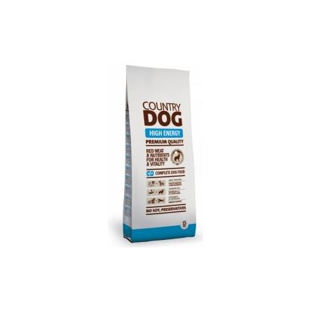 Country Dog High Energy visų veislių suauguiems šunims 15 kg