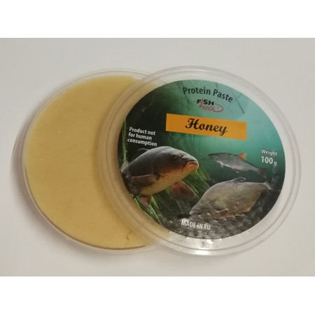 Baltyminė pasta Honey (medus), 100g