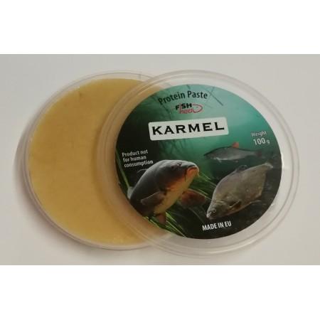 Baltyminė pasta Karamel (karamelė), 100g.