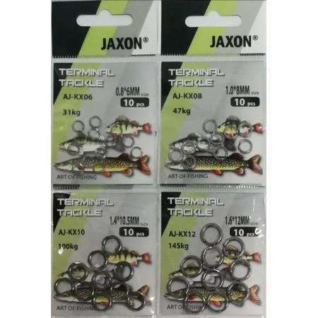 Žiedeliai Jaxon 10 vnt.