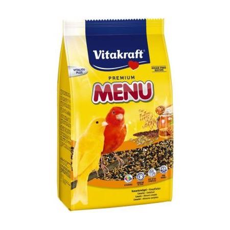 Vitakraft Premium Menu lesalas kanarėlėms, 500 g