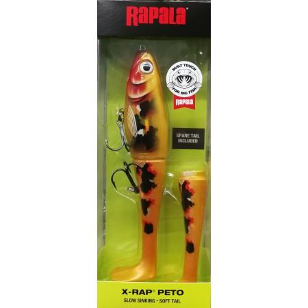 Vobleris Rapala X-RAP PETO, Unreal Koi