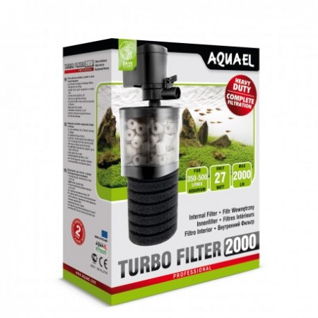 Aquael Turbo filter 1500 vidinis filtras
