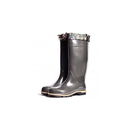 Guminiai batai su manžetais