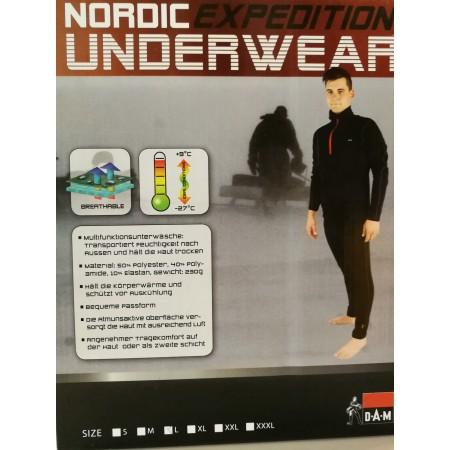 Šilti apatiniai DAM Nordic Expedition Underwear