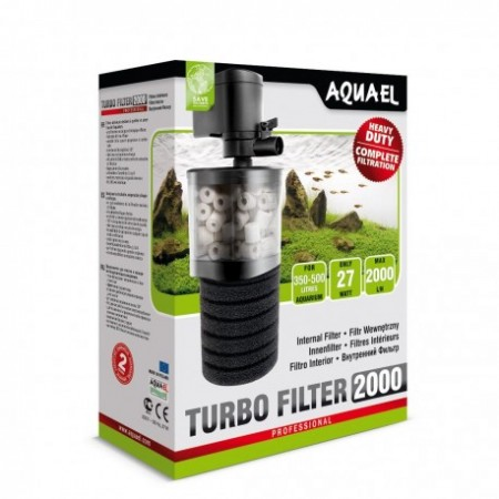 Aquael Turbo filter 2000 vidinis filtras